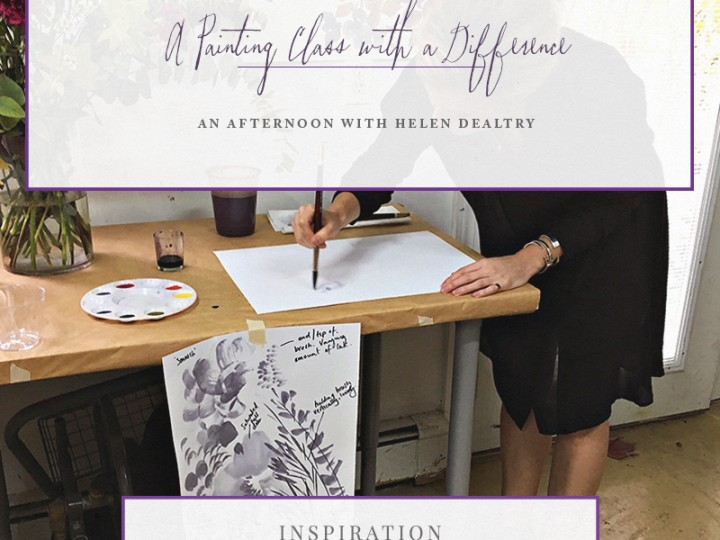 An Afternoon With Helen Dealtry